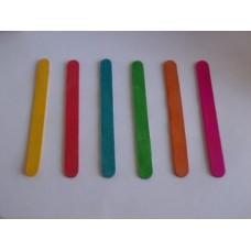 Paleta B-12 100 Uds Color Calidad Aa 114x12x2mm Paquete De 100 Uds