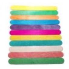 Paleta B-12 Color Surtido Calidad A 114x12x2mm Caja De 10,000