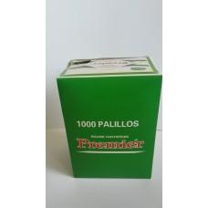Palillo sin sabor cajita de 1000 uds