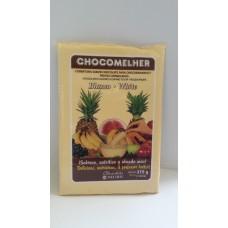 Cobertura Melher Chocolate Blanco 375 Gr