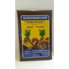 Cobertura Melher Chocolate Con Maní 375 Gr