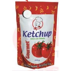 Ketchup salsa de tomate doipack 200 grs - 12 uds por caja