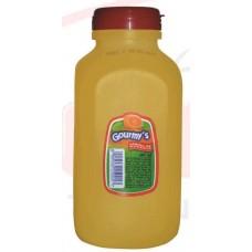 Bebida de naranja Gourmy´s 497 ml - 12 uds por caja