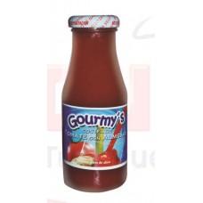 Coctel de tomate con almejas Gourmy´s 210 ml - 12 uds por caja