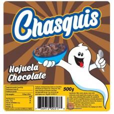Hojuela Chocolate (Medio Kilo) Chasquis
