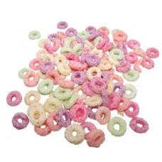 Cereal Aros De Frutas 12 Kilos A Granel