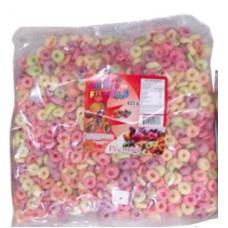 Cereal Aros De Frutas 435 Grs