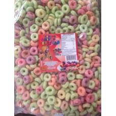 Cereal Aros De Frutas De 200 Gr