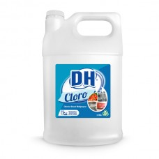 Cloro Liquido Al 3.5% 1/2 Galon
